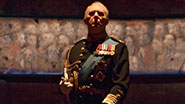 Tim Pigott-Smith as King Charles III in 'King Charles III'