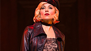 Sienna Miller as Sally Bowles in 'Cabaret'