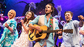 The Cast of Escape To Margaritaville on Broadway