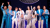 The cast of The Cher Show on Broadway