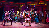 The Cast of Bandstand on Broadway.