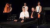 The Cast of A Clockwork Orange