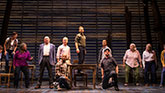 The Cast of Come From Away on Broadway