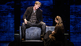 Cody Simpson and Christy Altomare in Anastasia on Broadway