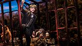 Cody Simpson in Anastasia on Broadway
