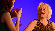 A scene from Cougar the Musical.
