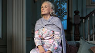 Glenn Close as Agnes in 'A Delicate Balance'