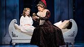Delilah Rose Pellow and Penny Fuller in Anastasia on Broadway