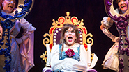 Alison Burns as Belle in 'Disenchanted!'
