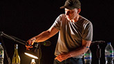 Simon McBurney in 'The Encounter'