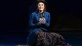 Laura Benanti in My Fair Lady on Broadway.