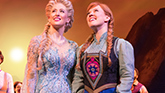 "Caissie Levy as Elsa & Patti Murin as Anna in ""Frozen'"