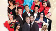 The cast of 'My Big Gay Italian Wedding'