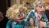 The cast of 'That Golden Girls Show! - A Puppet Parody'