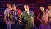 The company of  'Vietgone'