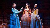 "The Schuyler Sisters in ""Hamilton"""