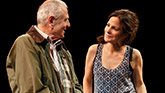 Denis Arndt as Alex and Mary-Louise Parker as Georgie in 'Heisenberg'