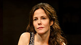 Mary-Louise Parker as Georgie in 'Heisenberg'