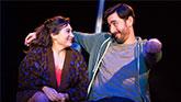 Lucy DeVito and  Max Crumm.