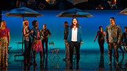 Idina Menzel & the cast of 'If/Then'