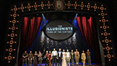 """The cast of """" The Illusionists"""""""