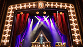"""The Showman Mark Kalin in """" The Illusionists"""""""
