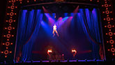 """The daredevil Jonathan Goodwin in """"The Illusionists"""""""