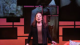 Monica Piper in off-Broadway's 'Not That Jewish'