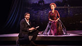 Jake Gyllenhaal as Georges and Penny Fuller in Sunday In The Park With George