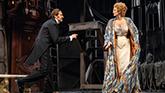 Jason Butler Harner and Janet McTeer in Bernhardt/Hamlet on Broadway