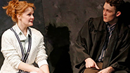 Kate Baldwin and Conor Ryan in 'John and Jen'