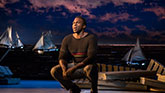 Joshua Henry in Carousel on Broadway.