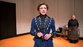 Julie White as Nora in A Doll's House Part 2.
