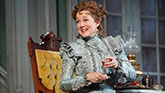 Laura Linney as Birdie in The Little Foxes.