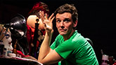 Michael Urie in Torch Song on Broadway