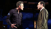 Mark Ruffalo as Victor Franz and Tony Shaloub as Walter Franz in The Price on Broadway