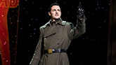 Max von Essen in Anastasia on Broadway