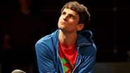 Tyler Lea as Christopher in 'The Curious Incident of the Dog in the Night'