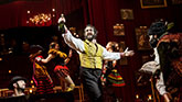 "Josh Groban as Pierre in ""Natasha, Pierre & The Great Comet of 1812"""