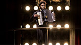 Okieriete Onaodowan in The Great Comet of 1812.