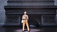 Robert Fairchild as Jerry Mulligan in 'An American in Paris'