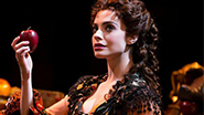 Julia Udine as Christine in 'The Phantom of the Opera.'