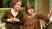 Holland Taylor as Abby and Marylouise Burke as Marilyn in 'Ripcord'