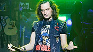 Constantine Maroulis as Drew in 'Rock of Ages'