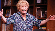 Debra Jo Rupp as Dr. Ruth in Becoming Dr. Ruth.