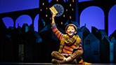 (alternating performances) Jake Ryan Flynn, Ryan Foust and Ryan Sell as Charlie Bucket in Charlie and The Chocolate Factory