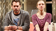 Thomas Sadoski as Doug & Amanda Seyfried as Beth in 'The Way We Get By'