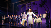 Samantha Barks  and the cast of Pretty Woman the musical