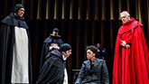 The Cast of Saint Joan on Broadway