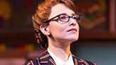 Jenn Gambatese as Rosalie Mullins in School of Rock.